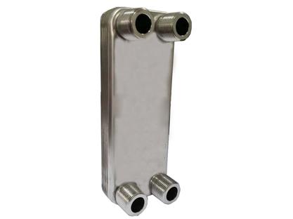 全不锈钢熔焊板式换热器